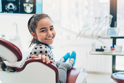 Smiling Seal Pediatric Dentistry happy patient