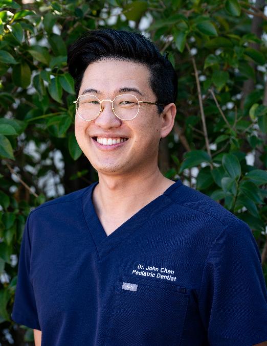 Dr. John Chen Smiling Seal Pediatric Dentistry