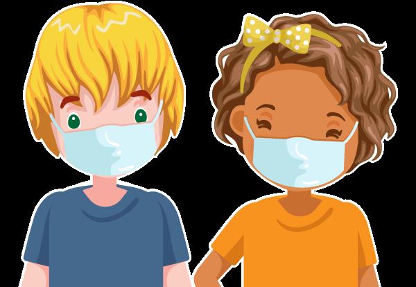 Mask Kids Covid